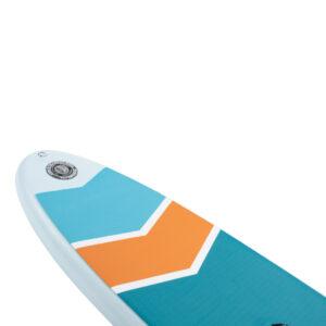 MOAI 9'5 Package, US Finbox, Fiberglass paddle (kopie)